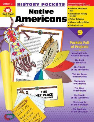 History Pockets, Native Americans 9781557999016