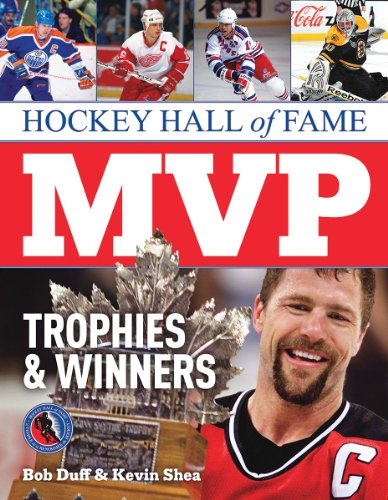 Hockey Hall of Fame MVP Trophies & Winners 9781554078868