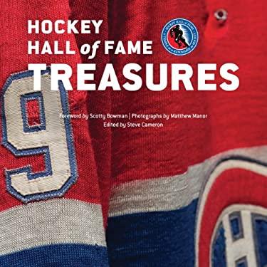 Hockey Hall of Fame Treasures 9781554078875