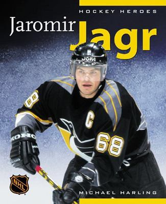 Hockey Heroes: Jaromir Jagr 9781550548365