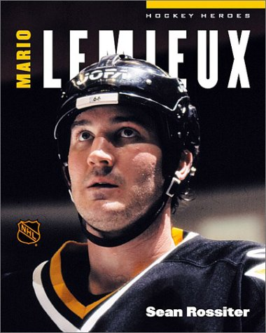 Hockey Heroes: Mario LeMieux 9781550548709