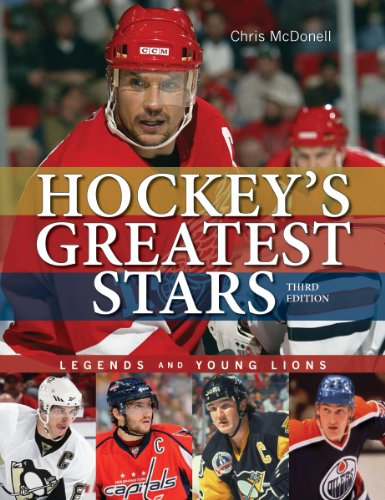 Hockey's Greatest Stars: Legends and Young Lions 9781554078882