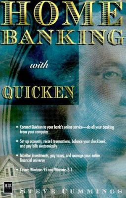 Home Banking with Quicken 9781558284777