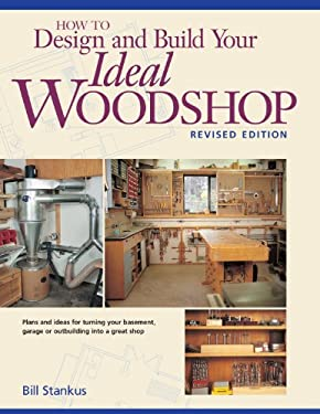 How to Design and Build Your Ideal Woodshop 9781558705876