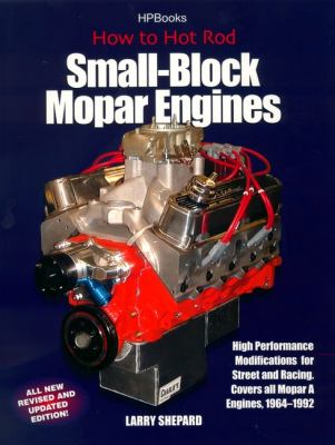 Hot Rod Small Block Mopar Engines Hp1405 9781557884053