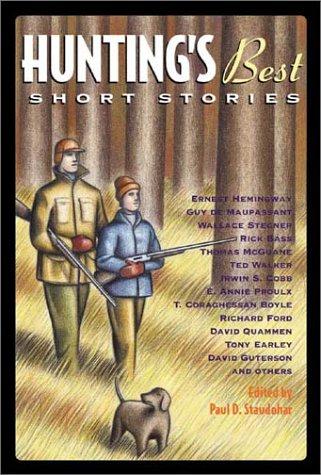 Hunting's Best Short Stories 9781556524745