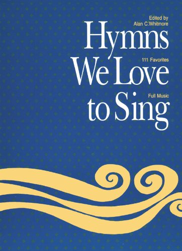 Hymns We Love to Sing: Words Only Large Print 9781551451510