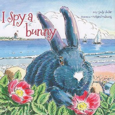 I Spy a Bunny 9781551097008