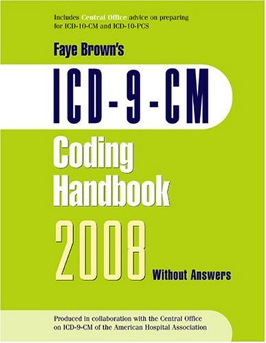 ICD-9-CM Coding Handbook, Without Answers 9781556483431
