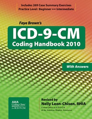 ICD-9-CM Coding Handbook, with Answers 9781556483608
