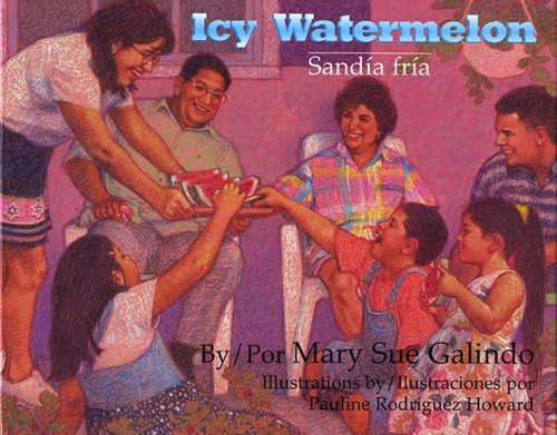 Icy Watermelon/Sandia Fria 9781558853072