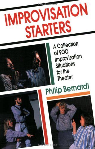 Improvisation Starters 9781558702332