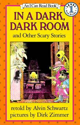 In a Dark, Dark Room and Other Scary Stories Book and Tape [With Book] 9781559942331