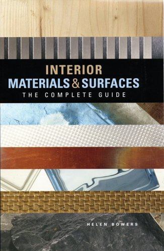 Interior Materials and Surfaces: The Complete Guide 9781552979662