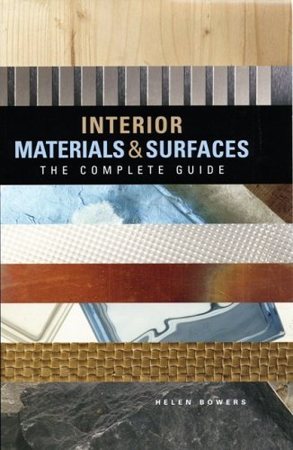 Interior Materials and Surfaces: The Complete Guide 9781552979679