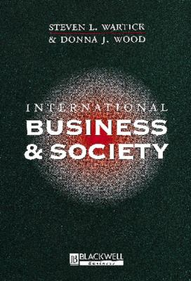 International Business and Society 9781557869449