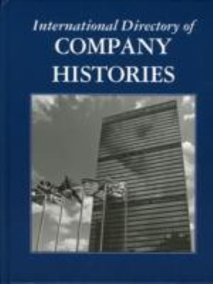 International Directory of Company Histories 9781558626386