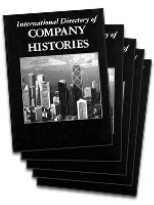 International Directory of Company Histories 9781558626362
