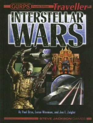 Interstellar Wars 9781556347467