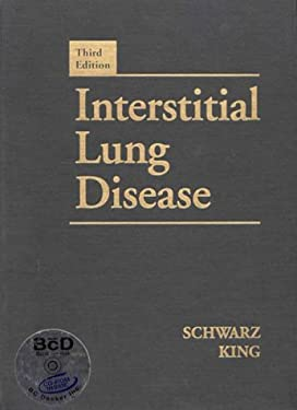 Interstitial Lung Disease (Book ) [With *] 9781550090604