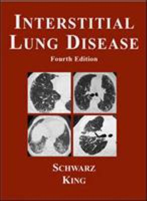 Interstitial Lung Disease (Book ) [With CDROM] 9781550091793