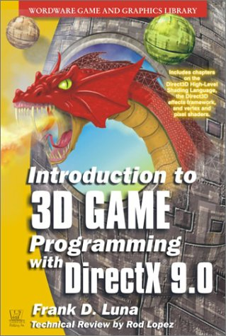 Introduction to 3D Game Programming with DirectX 9 9781556229138