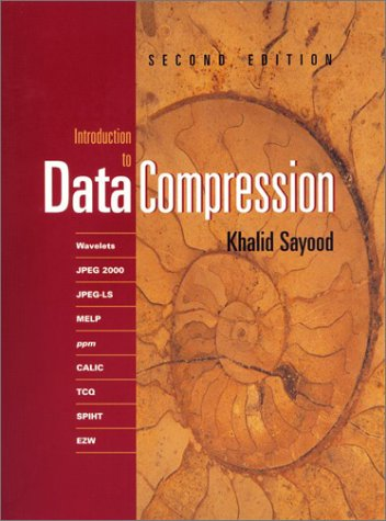 Introduction to Data Compression 9781558605589