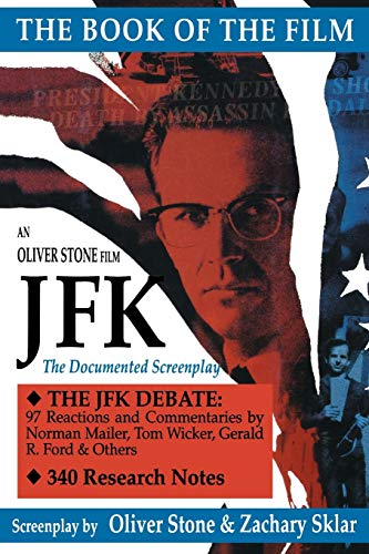 JFK: The Book of the Film 9781557831279