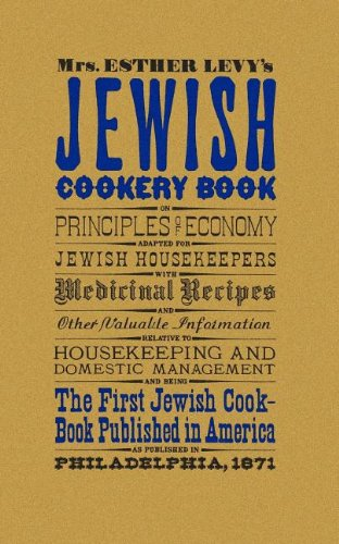 Jewish Cookery Book 9781557091864