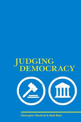 Judging Democracy 9781551117027