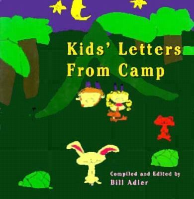 Kid's Letters from Camp 9781559722261
