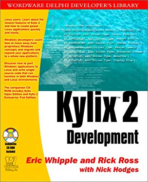 Kylix Development [With CDROM] 9781556227745