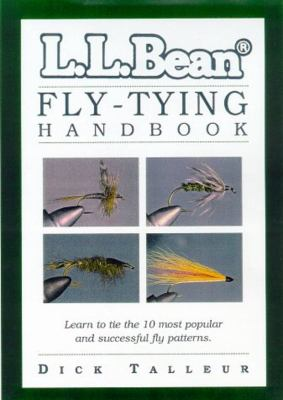 L.L. Bean Fly-Tying Handbook 9781558217089