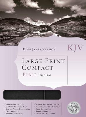 Large Print Compact Bible-KJV 9781558198791
