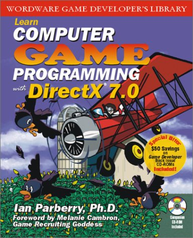 Learn Computer Programming with Direct X 7.0 [With CDROM] 9781556227417