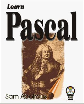 Learn Pascal [With CDROM] 9781556227066