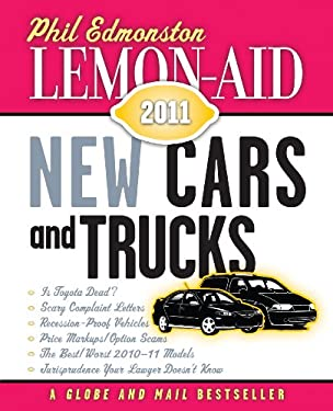 Lemon-Aid New Cars and Trucks 2011 9781554887903