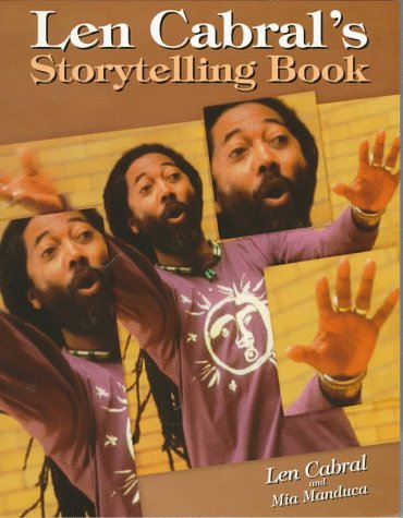 Len Cabral's Storytelling Book 9781555702533