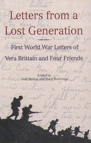 Letters from a Lost Generation Letters from a Lost Generation Letters from a Lost Generation Letters from a Lost Generation Letters from A L: First Wo 9781555533793
