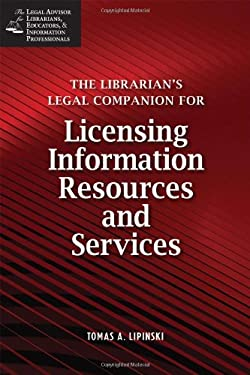 Librarian's Legal Companion 9781555706104