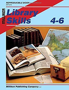 Library Skills 4-6 9781558630345