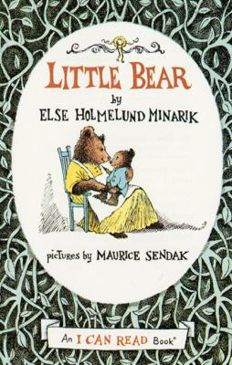 Little Bear [With Book] 9781559942348