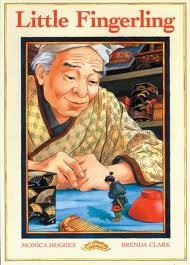 Little Fingerling: A Japanese Folk Tale 9781550740752