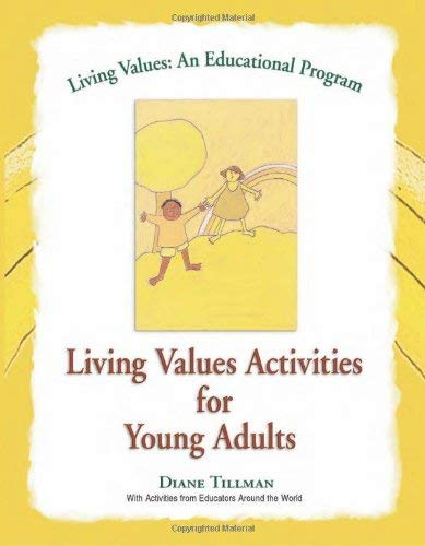 Living Values Activities for Young Adults 9781558748811