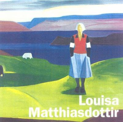Louisa Matthiasdottir 9781555951979