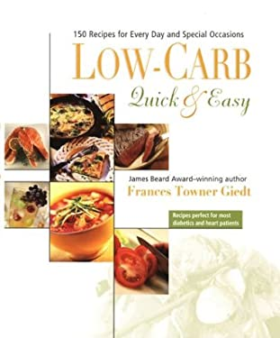 Low-Carb Quick & Easy 9781557884275
