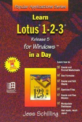 Lrn Lotus 123 Rel 5/Win 9781556224706