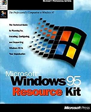 MS Windows 95 Resource Kit [With CDROM] 9781556156786