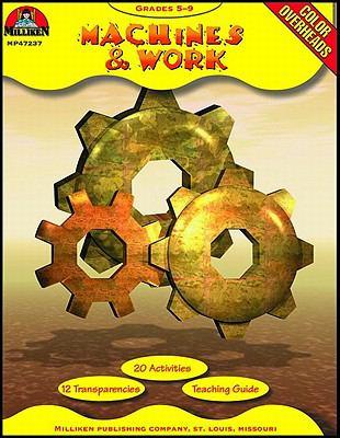 Machines & Work 9781558630604