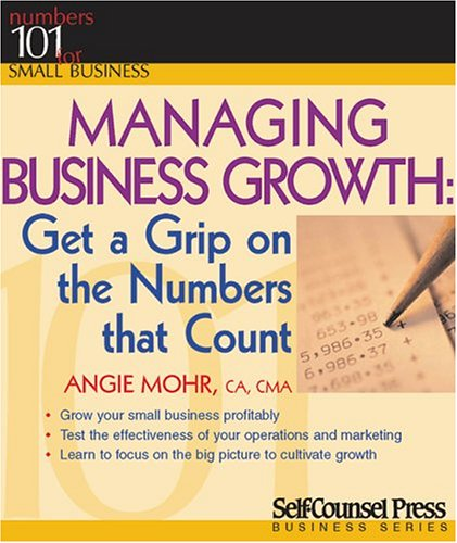 Managing Business Growth 9781551805818